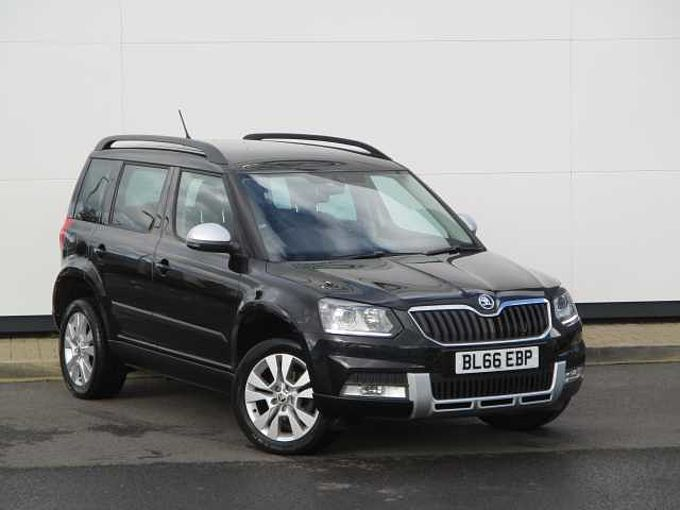 SKODA Yeti 1.2 TSI (110PS) SE L Outdoor DSG 5-Dr
